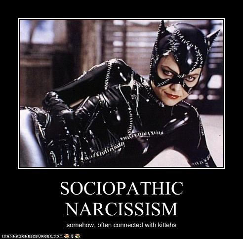 ego,kitten,michelle pfeiffer,narcissism