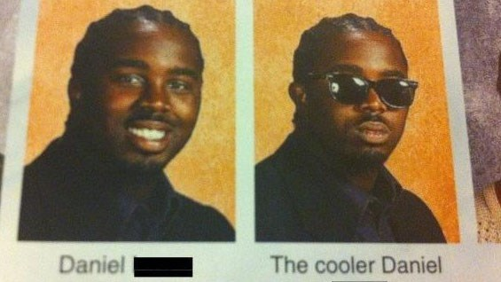 Collection of funny High School yearbook quotes and captions.