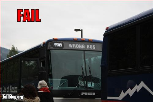 bus g rated tour bus vehicle wrong