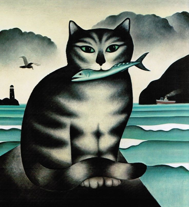 curious myths about cats throughout history