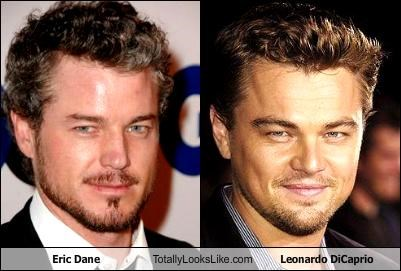 actor eric dane Greys Anatomy leonardo dicaprio movies