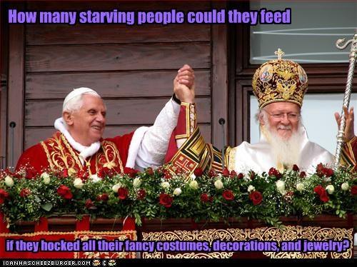 catholics Pope Benedict XVI religion - 2383167232