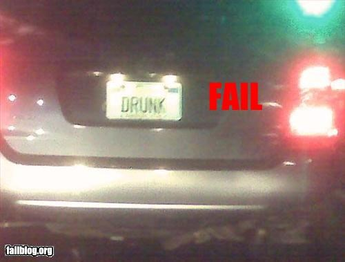 cars drunk driving g rated license plate - 2384180992