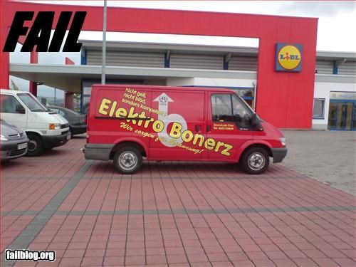 Elektro Bonerz Trier... Welcome to the 21. Century with... Elektro Bonerz