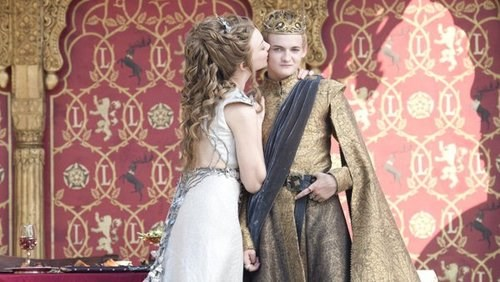 list Game of Thrones purple wedding season 4 joffrey baratheon