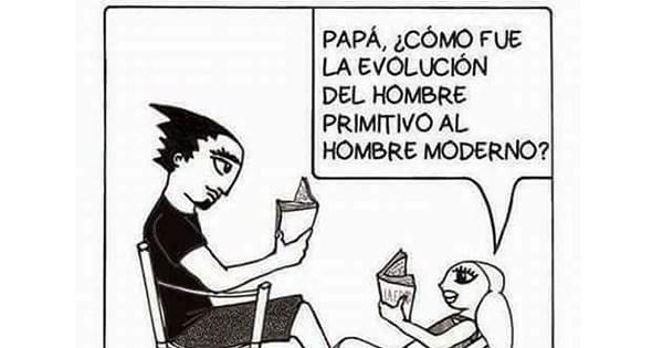 nina pregunta evolucion