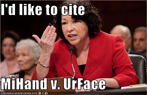 Hall of Fame judges sonia sotomayor Supreme Court - 2407635200