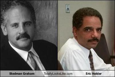 Stedman Graham Eric Holder