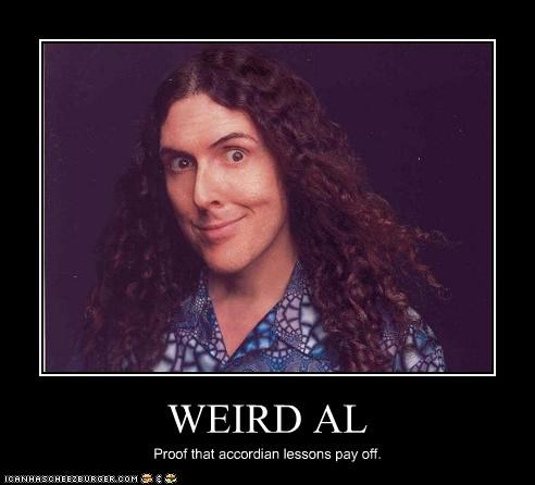 comedian musician Weird Al Yankovic - 2415804160