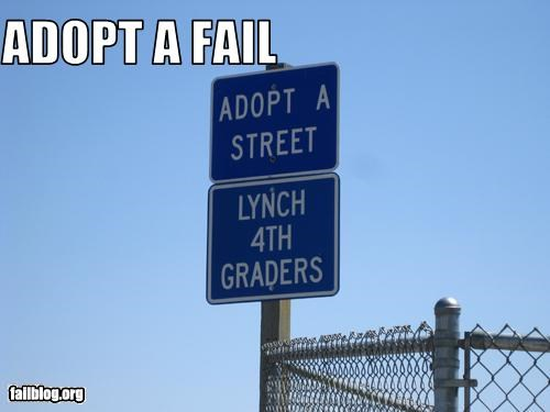 adopt a highway bullies g rated kids lynch school - 2416314112
