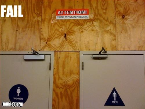 attention bathroom camera g rated privacy - 2419237632