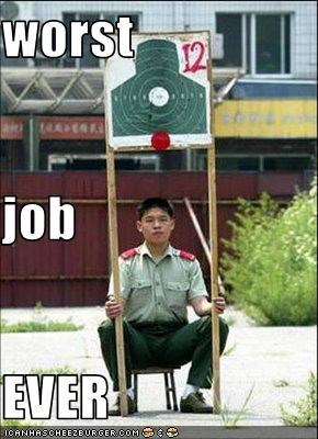 China communism job military