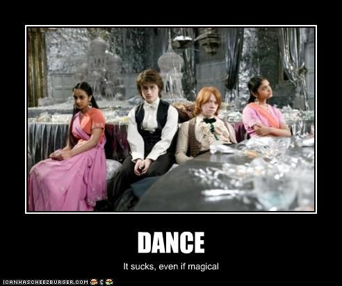 childrens movies dances Daniel Radcliffe Harry Potter movies rupert grint sci fi - 2422544640