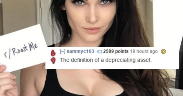 Collection of brutal Reddit roasts that are so mean they'll make you feel bad for laughing.