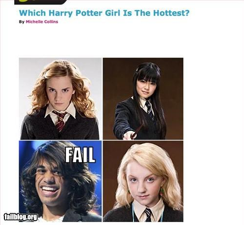 books failboat gender bender girls g rated Harry Potter image movies movies stars - 2428739328