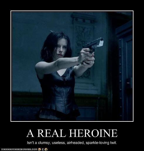 heroine kate beckinsale movies vampires werewolves - 2431224576