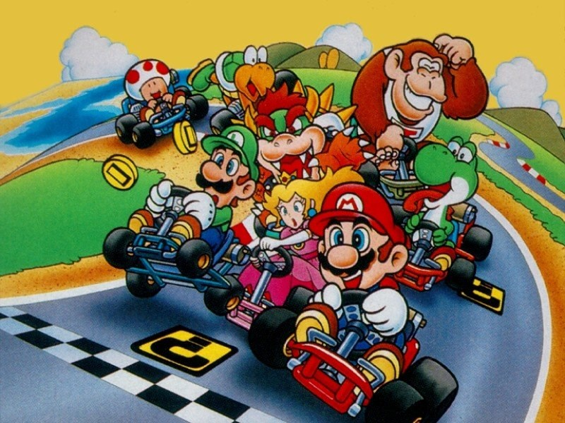 tips list Mario Kart nintendo - 24325