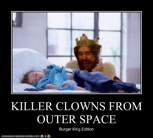 Killer Clowns From Outer Space Cheezburger Funny Memes Funny