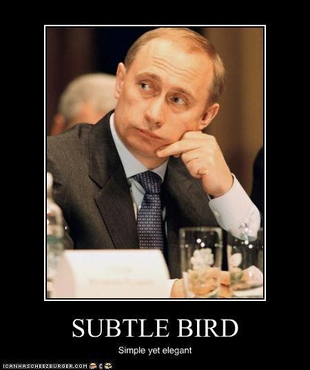 president russia the finger Vladimir Putin vladurday - 2435509504