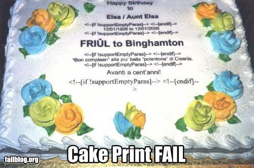 cake decoration food g rated misprint printing error - 2436533504