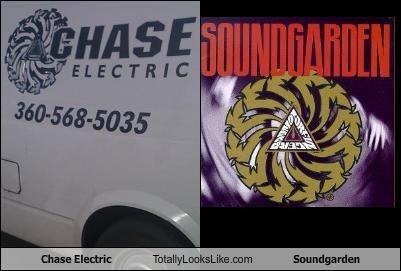 electric company logo Music Soundgarden - 2437341952