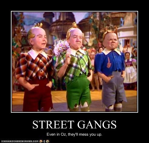 gangs little people midgets munchkins the wizard of oz - 2441154816