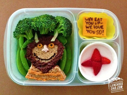 kids cute lunchbox lunch parenting bento g rated - 244229