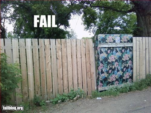 fence g rated mattress repair - 2442309376