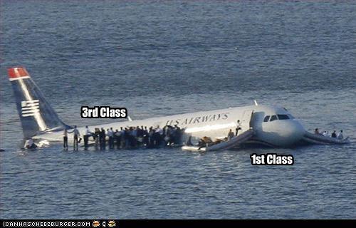3rd Class 1st Class