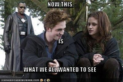 blade kristen stewart robert pattinson twilight wesley snipes - 2444914944
