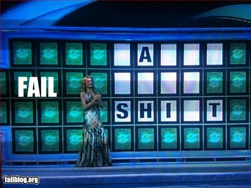 spelling TV wheel of fortune - 2447599360