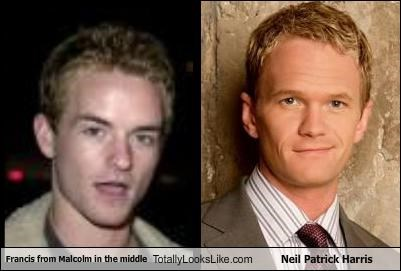 Is neil patrick harris in malcolm in the middle