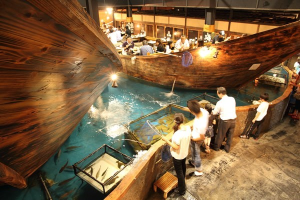 Fish restaurant in NYC will allow to eat what you catch
