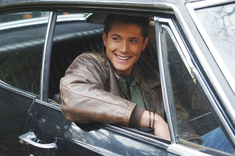 dancing jensen ackles inappropriate Supernatural dean winchester - 24581