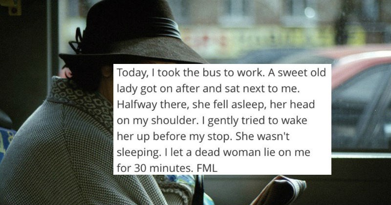 15 of the worst FML stories from people that are struggling worse than you.