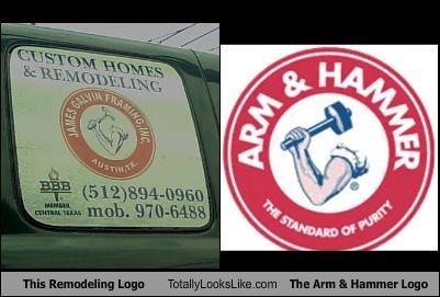arm-hammer,company,logo,trucks,van