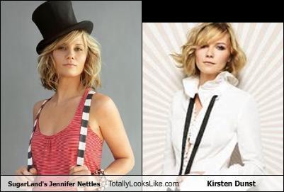 actress Jennifer Nettles Kirsten Dunst movies SugerLand - 2488984832
