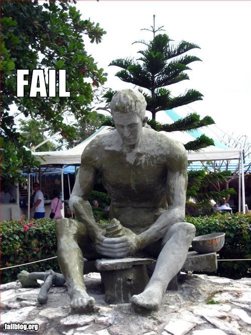 p33n phallic sculpture statue - 2491839744