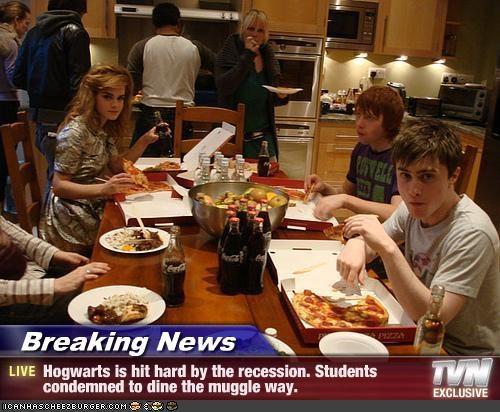 Daniel Radcliffe,eating,Economics,emma watson,food,Hogwarts,rupert grint