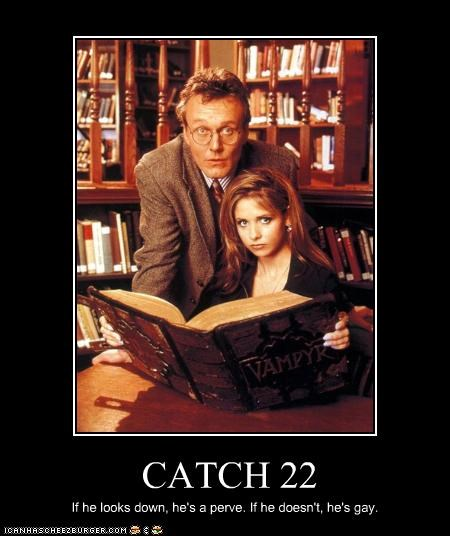 anthony head bewbs Buffy the Vampire Slayer chesticles gay pervert Sarah Michelle Gellar - 2510027520