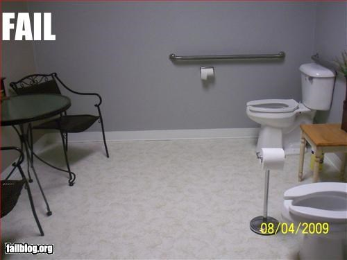 bathroom g rated privacy toilet - 2513043712