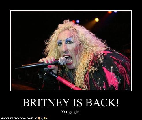 britney spears,dee snider,heavy metal,Music,Twisted Sister