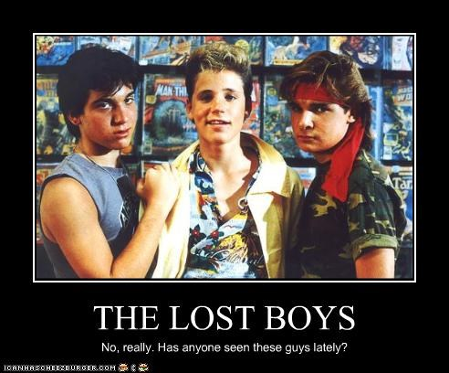 80s corey feldman corey haim movies the lost boys - 2514747648