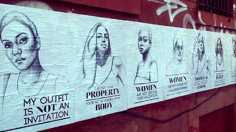 Important gender based street harassment campaign you should see