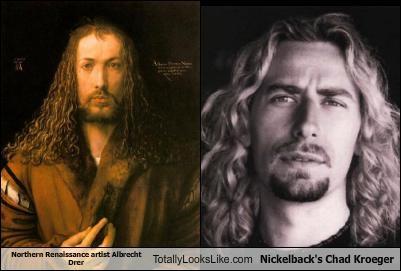 Northern Renaissance artist Albrecht Drer Totally Looks Like