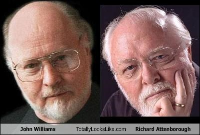 actor,composer,director,john williams,movies,richard attenborough