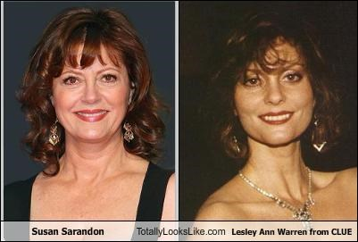 actress,clue,lesley ann warren,susan sarandon