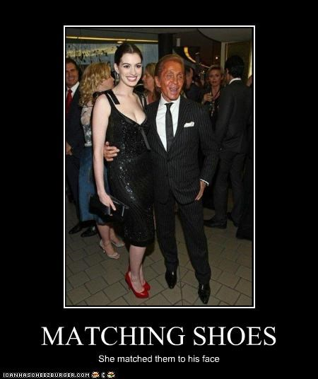 anne hathaway designer fake tan fashion shoes valentino - 2533448448