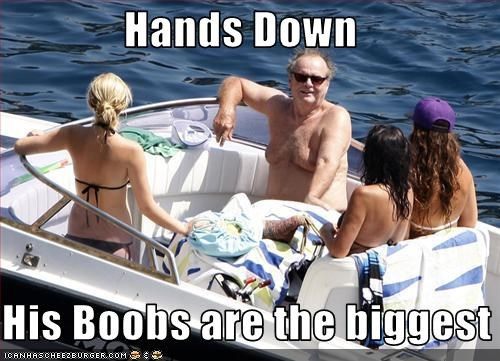bewbs,boat,girls,jack nicholson,man bewbs,movies