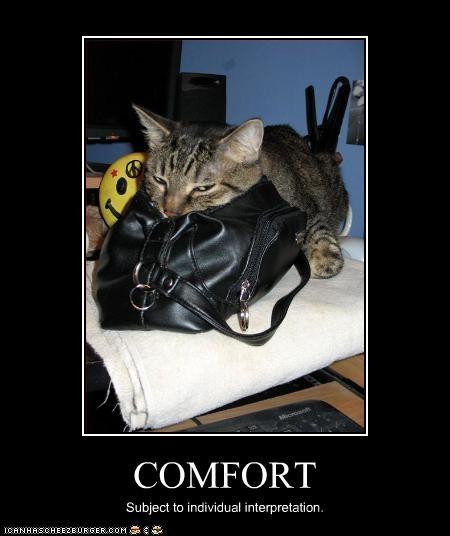 comfort nap purse - 2540009728